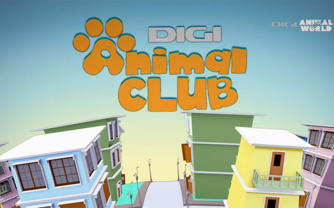 DIGI Animal World – Reptile ZOO